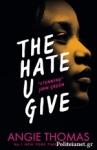 (P/B) THE HATE U GIVE