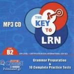 MP3 CD - THE KEY TO LRN CEF B2