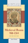 (P/B) MEDIEVAL RUSSIA, 980-1584