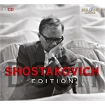 (51-CD SET) SHOSTAKOVICH EDITION