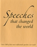 (H/B) SPEECHES THAT CHANGED THE WORLD