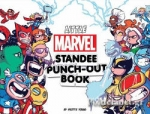 (P/B) LITTLE MARVEL STANDEE PUNCH-OUT BOOK
