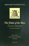 (P/B) THE FABLE OF THE BEES (TWO VOLUME SET)