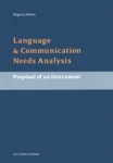 LANGUAGE AND COMMUNICATION NEEDS ANALYSIS