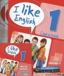 (PACK) I LIKE ENGLISH 1 (COURSEBOOK+ACTIVITY BOOK+WRITER'S PORTFOLIO+MP3 CD)