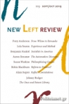 NEW LEFT REVIEW, ISSUE 119, SEPT/OCT 2019