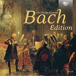 (30CD) C.P.E. BACH EDITION