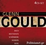 (4CD) GLENN GOULD