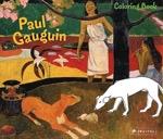 (P/B) COLORING BOOK GAUGUIN