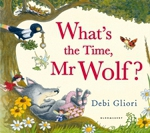 (P/B) WHAT'S THE TIME MR. WOLF?
