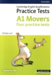 MOVERS A1 FOUR PRACTICE TESTS (+INCLUDES TEST AUDIO - UPDATED FOR 2018)