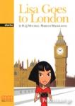 LISA GOES TO LONDON - STARTER PACK (+CD)