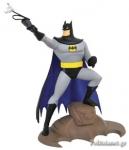 BATMAN THE ANIMATED SERIES: BATMAN WITH GRAPPLING GUN PVC STATUE