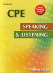 CPE SPEAKING AND LISTENING