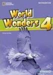 WORLD WONDERS 4 WORKBOOK (+CD)