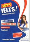 LET'S IELTS, PREPARATION AND PRACTICE (+BOOKLET)