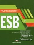 PRACTICE TESTS FOR ESB B1 (+DIGIBOOK)
