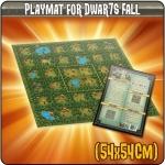 DWAR7S FALL: GAME MAT