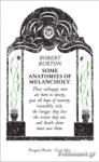 (P/B) SOME ANATOMIES OF MELANCHOLY