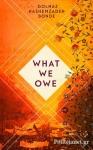 (P/B) WHAT WE OWE