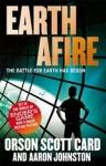 (P/B) EARTH AFIRE