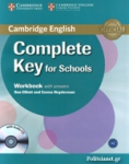 COMPLETE KEY FOR SCHOOLS (+CD)