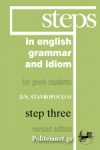 STEPS IN ENGLISH 3 - GRAMMAR AND IDIOM STUDENT'S BOOK