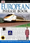 (P/B) EUROPEAN PHRASE BOOK