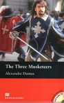THE THREE MUSKETEERS (+2CD WITH EXTRA EXERCISES)