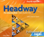 (3CD) NEW HEADWAY PRE-INTERMEDIATE