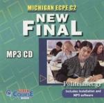 (MP3 CD) NEW FINAL MICHIGAN ECPE C2