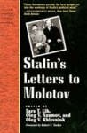 (P/B) STALIN'S LETTERS TO MOLOTOV
