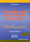 LA GRAMMAIRE (PROF) PAR L' EXEMPLE ET L' EXERCICE