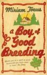 (P/B) A BOY OF GOOD BREEDING
