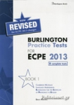 BURLINGTON 1 (REVISED FOR ECPE 2013 CHANGES)