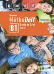(PACK) NOUVEAU METHODELF B1, ECRIT ET ORAL JUNIOR (+DISPONIBLE CD+LIVRET TRANSCRIPTIONS +TESTS)