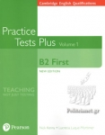 PRACTICE TESTS PLUS B2 FIRST VOLUME 1 (+ONLINE RESOURCES)
