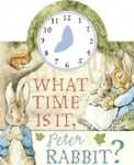 (H/B) WHAT TIME IS IT, PETER RABBIT?