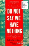 (P/B) DO NOT SAY WE HAVE NOTHING