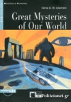 GREAT MYSTERIES OF OUR WORLD (+CD)