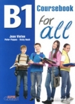 (PACK) B1 FOR ALL, COURSEBOOK (+i-BOOK+B1 WRITING FOR ALL+REVISION+GRAMMALYSIS B1)