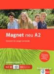 MAGNET NEU A2 (+AUDIO-CD+KLETT BOOK-APP)