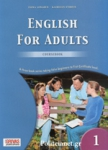 ENGLISH FOR ADULTS 1 - COURSEBOOK