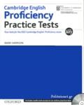 CAMBRIDGE ENGLISH PROFICIENCY PRACTICE TESTS (+2CD)