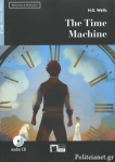THE TIME MACHINE (+AUDIO CD)