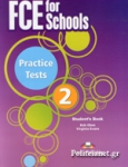 FCE FOR SCHOOLS 2 PRACTICE TESTS