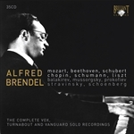 (35-CD BOX SET) ALFRED BRENDEL