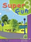 (PACK) SUPER FUN 3 CEF A2, COURSEBOOK (+iBOOK +ACTIVITY BOOK +WRITER'S PORTFOLIO +REVISION BOOK +ΚΥΚΛΟ ΡΗΜΑΤΩΝ)