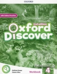 OXFORD DISCOVER 4 (WITH ONLINE PRACTICE)