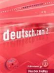 DEUTSCH.COM 2 A2 (+CD)